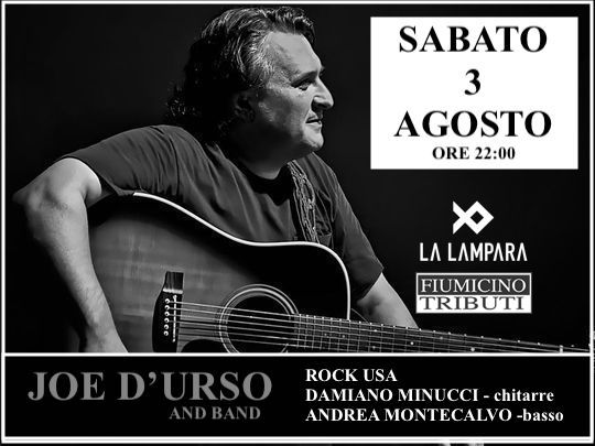 Joe D'Urso and band_ sEA sOUND 03.08.2019